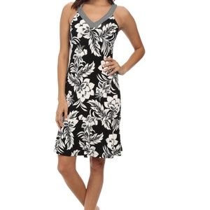 Tommy Bahama floral Biscus dress
